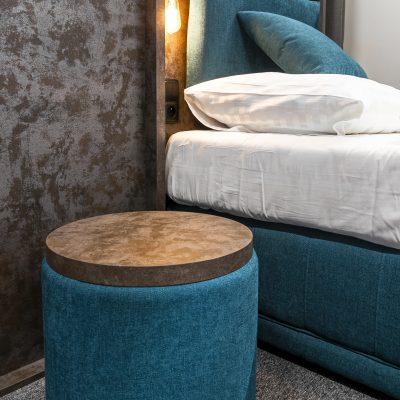 kolekce hotelového nábytku pro Neuk